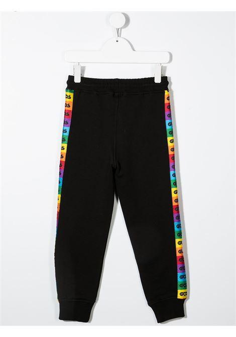 pantalone nero GCDS KIDS | Pantalone | 027652110#