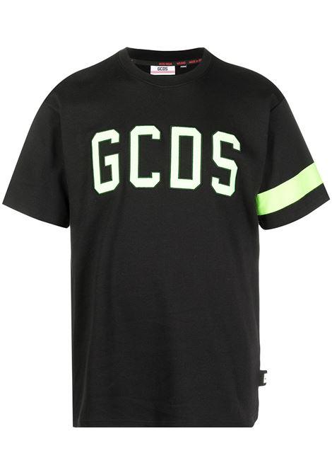 T-SHIRT LOGO GCDS | T-shirt | CC94M021004LIME