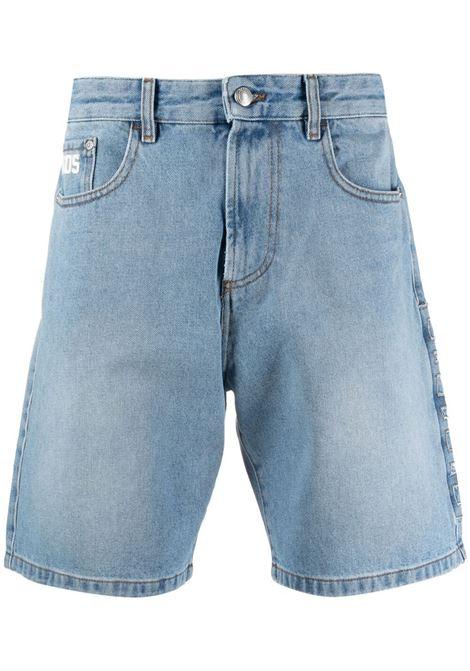 SHORTS DENIM GCDS | Shorts | CC94M031404BLUE
