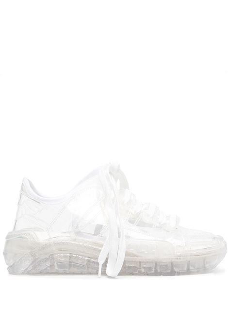 SNEAKERS TRASPARENTE GCDS | Sneaker | SS21M010003TRASPARENTE