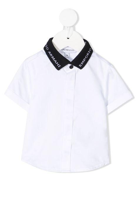 GIORGIO ARMANI KIDS | Camicia | 3KHC081NXRZ0100