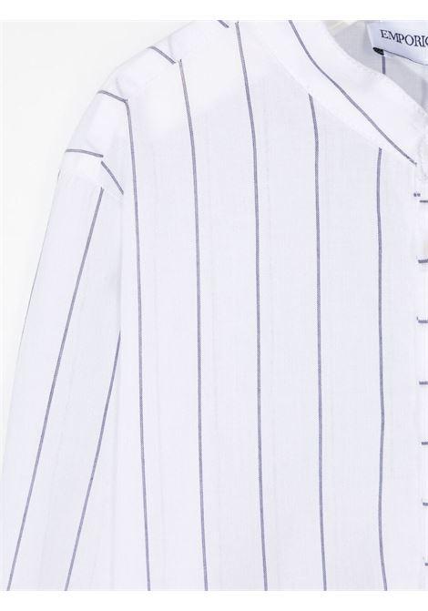 GIORGIO ARMANI KIDS | Camicia | 3KHCJ34N55ZF104