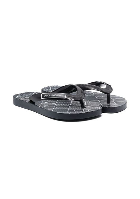 GIORGIO ARMANI KIDS | Sandalo | XYQS01XOZ14N527