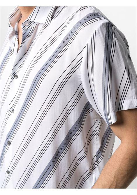 CAMICIA A RIGHE GIORGIO ARMANI | Camicia | 3K1CB91NYMZF011