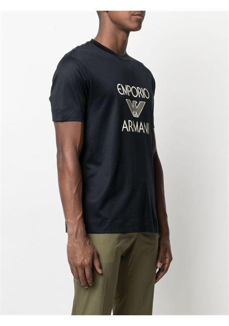 T-SHIRT STAMPA GIORGIO ARMANI | T-shirt | 3K1TAF1JUVZ0920