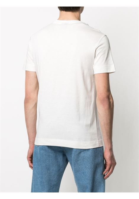 t-shirt bianca GIORGIO ARMANI | T-shirt | 3K1TE31JSHZ0101