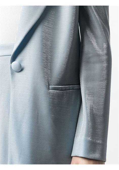 giacca celeste GIORGIO ARMANI | Giacca | 3K2G8M2JV4Z0705