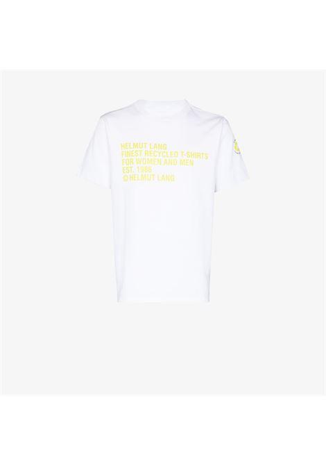 T-SHIRT STAMPA RECYCLED HELMUT LANG   T-shirt   L01DM503100
