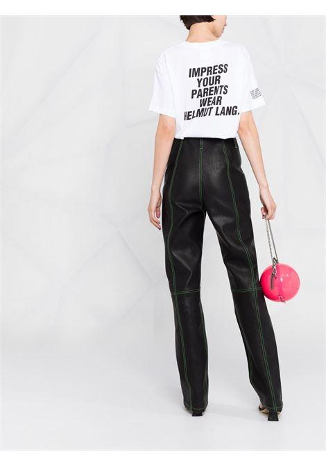 T-SHIRT STAMPA IMPRESS HELMUT LANG | T-shirt | L01DM598VO2