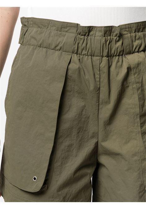 SHORTS EFFETTO CARTA HELMUT LANG | Pantalone | L02HW205AP0