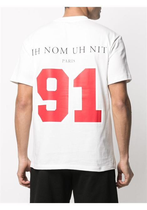 T-SHIRT STAMPA CHICAGO IH NOM UH NIT | T-shirt | NUS21231081