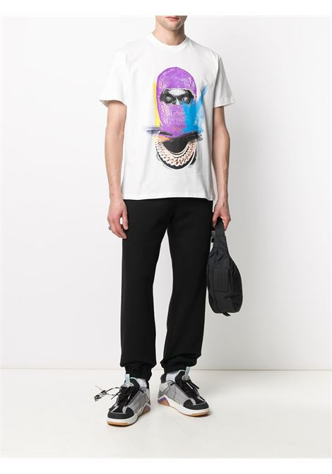 T-SHIRT STAMPA  MASK ON IH NOM UH NIT | T-shirt | NUS21241081