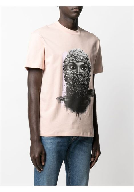 T-SHIRT STAMPA SILVER IH NOM UH NIT | T-shirt | NUS21243133