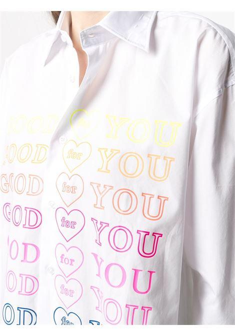 IRENEISGOOD | Camicia | IGSH002AWHITE