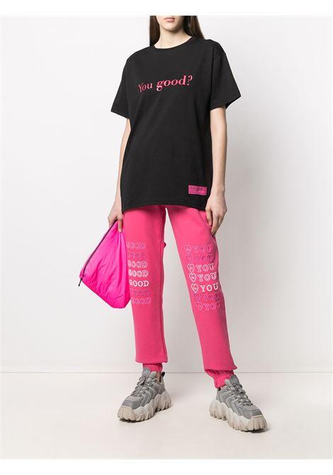 IRENEISGOOD | Pantalone | IGSP003FUXIA