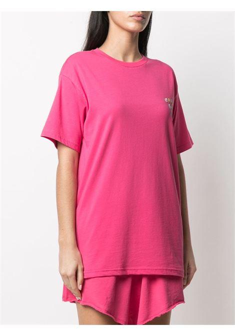 IRENEISGOOD | T-shirt | IGTS006FUXIA