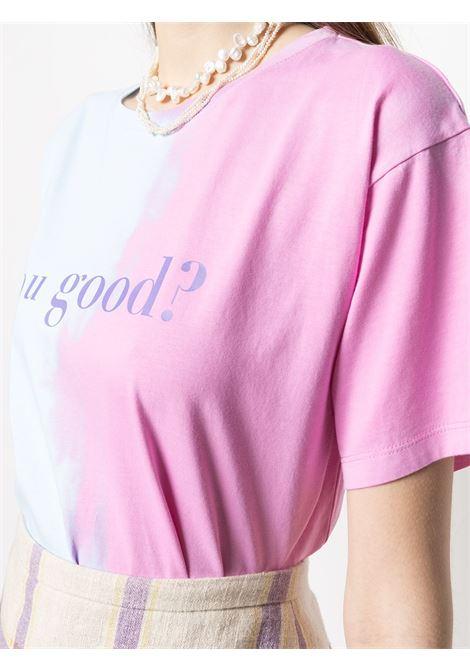 IRENEISGOOD | T-shirt | IGTS009FUXIA
