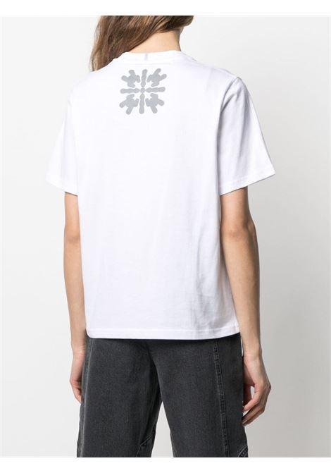 T-SHIRT BADGE MCQ | T-shirt | 624665RQJ709000