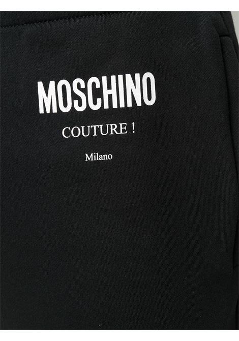 JOGGERS STAMPA LOGO MOSCHINO | Pantalone | 030720271555