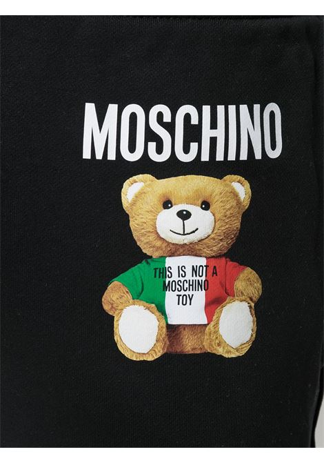 JOGGERS STAMPA TEDDY BEAR MOSCHINO   Pantalone   034220271555