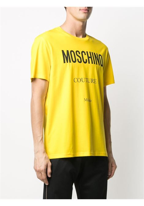 T-SHIRT STAMPA MOSCHINO   T-shirt   071920401027