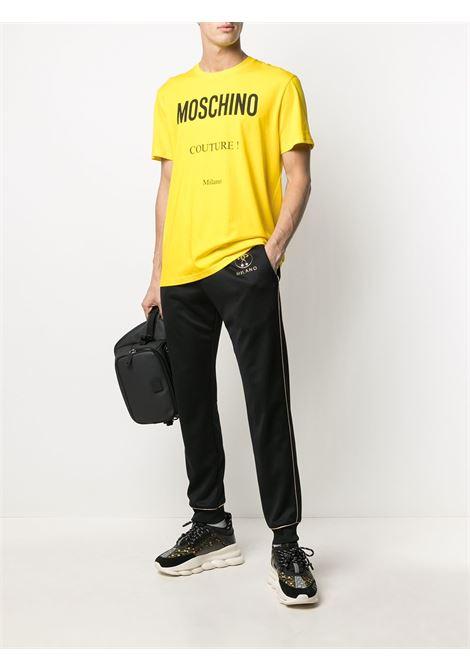T-SHIRT STAMPA MOSCHINO | T-shirt | 071920401027