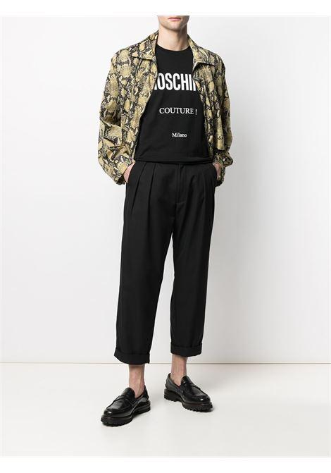 T-SHIRT LOGO MOSCHINO | T-shirt | 073020391555