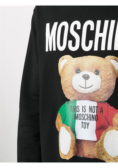 FELPA TEDDY BEAR MOSCHINO | Felpa | 173520271555