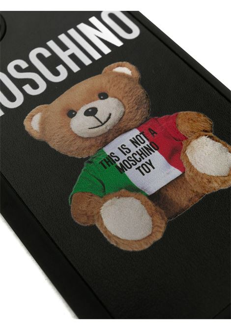 COVER IPHONE TEDDY MOSCHINO | Cover | 794683011555