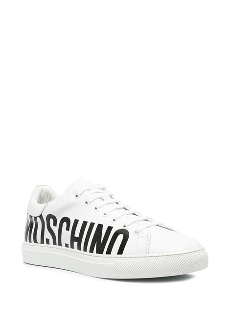 SNEAKER STAMPA MOSCHINO | Sneaker | MB15012G1CGA0100