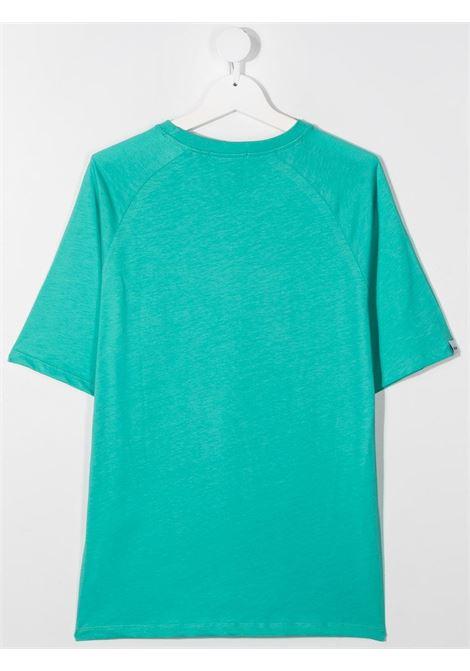 maglia tiffany MSGM kids   T-shirt   MS026827114##