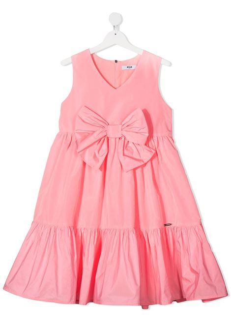 abito rosa MSGM kids | Vestito | MS026947042##