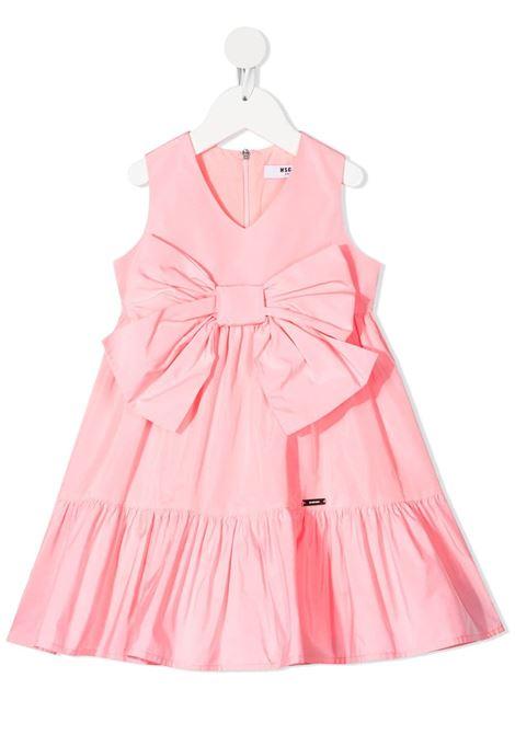 abito rosa MSGM kids | Vestito | MS026947042#