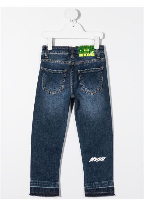 DENIM MSGM kids | Pantalone | MS027621126#