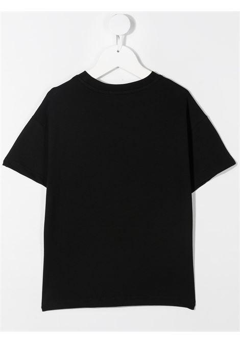 MAGLIA NERA MSGM kids | T-shirt | MS027629110#