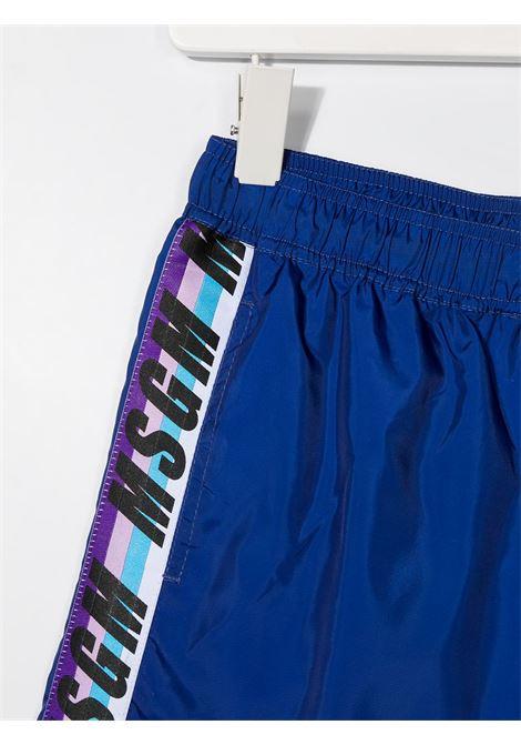 costume blu MSGM kids | Bermuda | MS027662130##