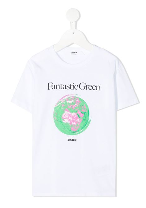 T-SHIRT MSGM kids | T-shirt | MS027665001#