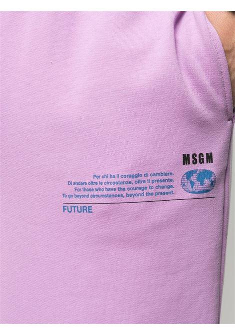 FUTURE SWEATPANTS MSGM | Pantalone | 3040MP7021711970