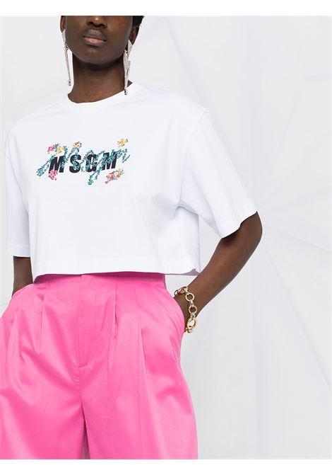 MSGM | T-shirt | 3041MDM17121729801