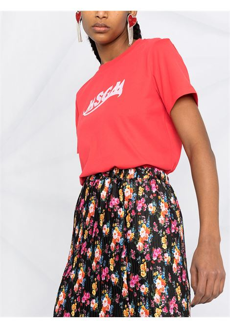 T SHIRT STAMPA LOGO MSGM | T-shirt | 3041MDM17321729819