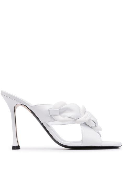 sandalo white N°21 | Sandalo | 21ECPTNV11053X011