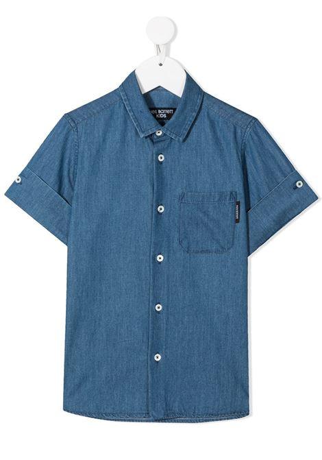 camicia jeans NEIL BARRETT KIDS | Camicia | 027885126#