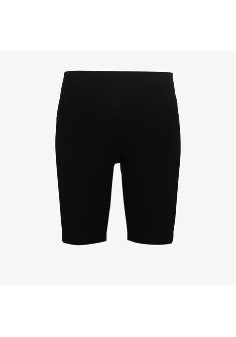 CICLISTA CON BANDA LOGO PACO RABANNE | Pantalone | 19EJPA006VI0071001