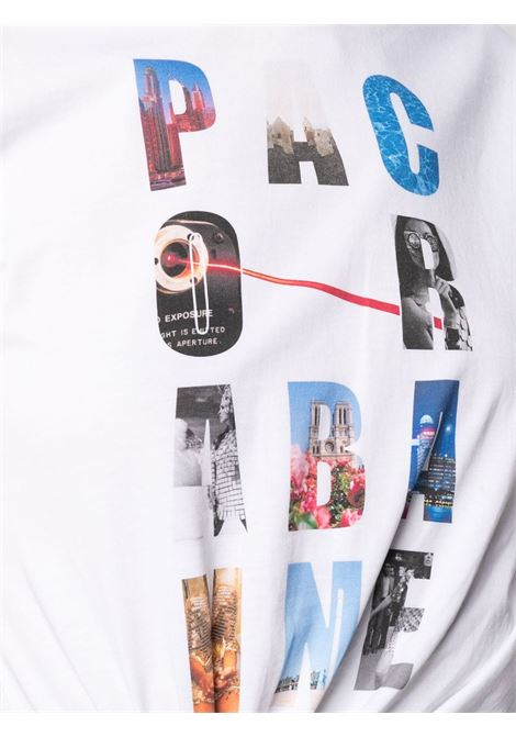 T-SHIRT LOOP PACO RABANNE | T-shirt | 21PJTE068C00378100