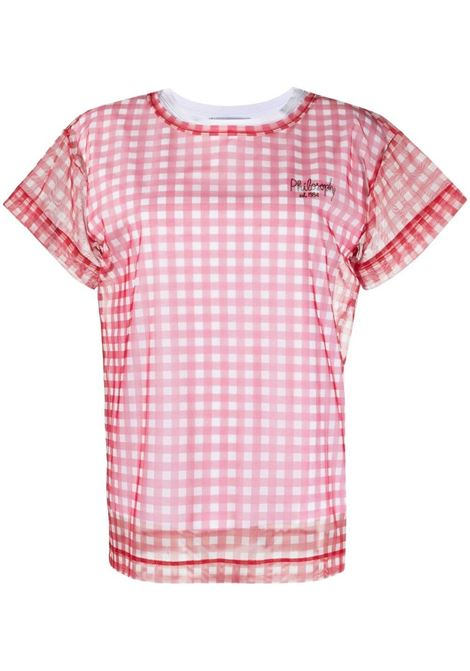 T-SHIRT A QUADRI PHILOSOPHY | T-shirt | 070621441112