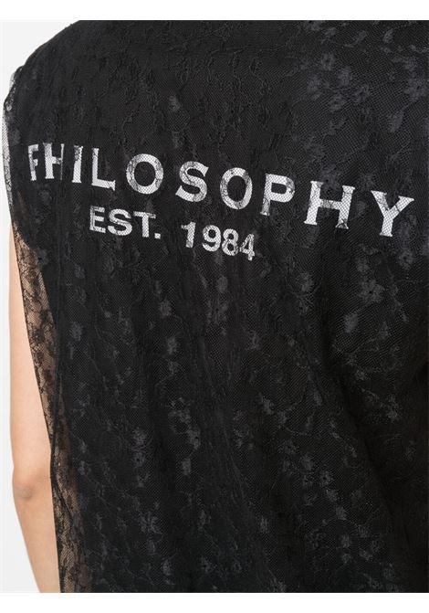 T-SHIRT DOPPIATA PHILOSOPHY | T-shirt | 0707746555