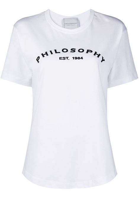 T-SHIRT STAMPA PHILOSOPHY | T-shirt | 07097462