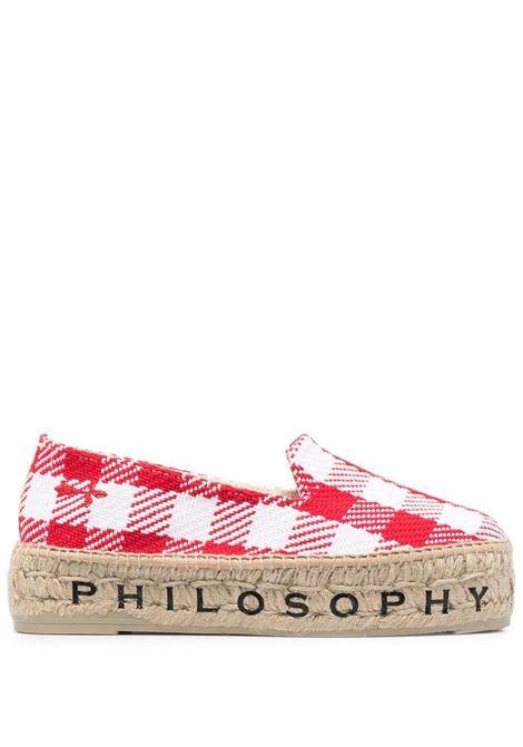 ESPADRILLAS MANEBI' PHILOSOPHY | Scarpe | 600182011112