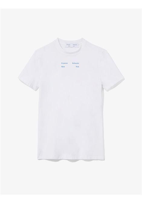PROENZA SCHOULER | T-shirt | WL211422600101