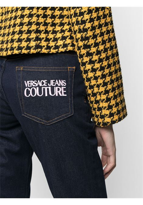 jeans blu VERSACE JEANS COUTURE | Pantalone | A1.HWA0K4.60558904